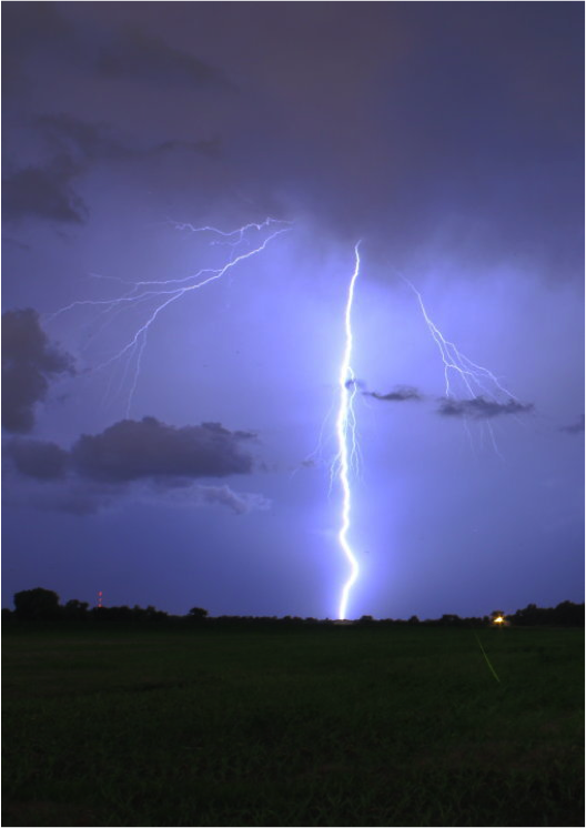 Between 2006 And 2016 352 People Were Fatally Struck By Lightning In The United States