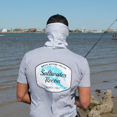 Saltwater-Recon Rogue Wave T-shirt